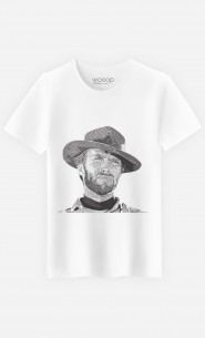 T-Shirt Homme The Man With No Name