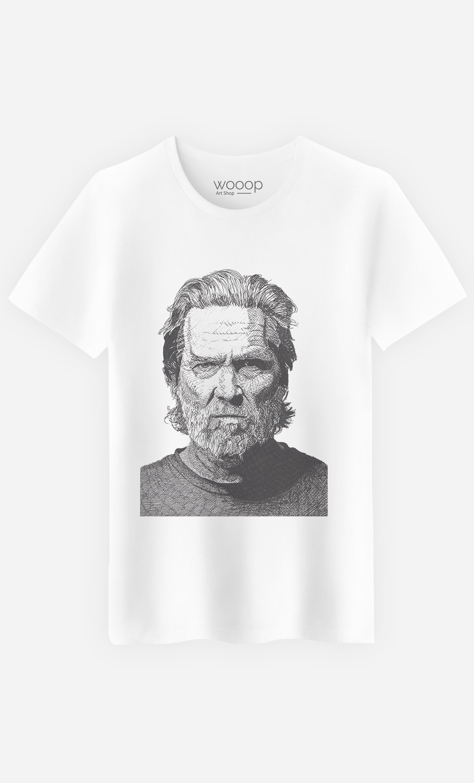 T-Shirt Homme Jeff Bridges