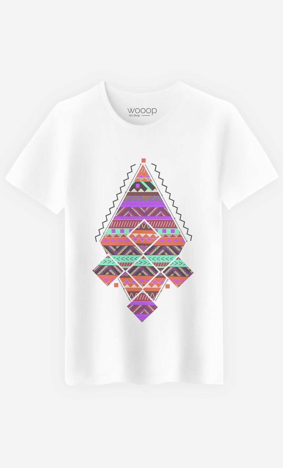 T-Shirt Homme Eyanosa