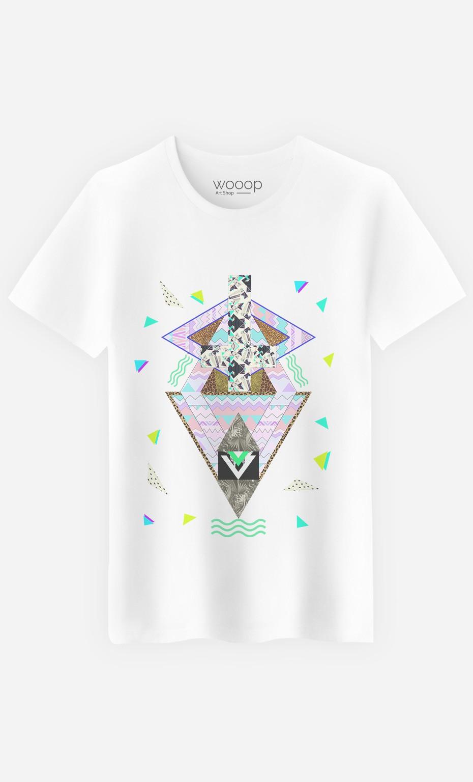 T-Shirt Homme Huyana Spirit