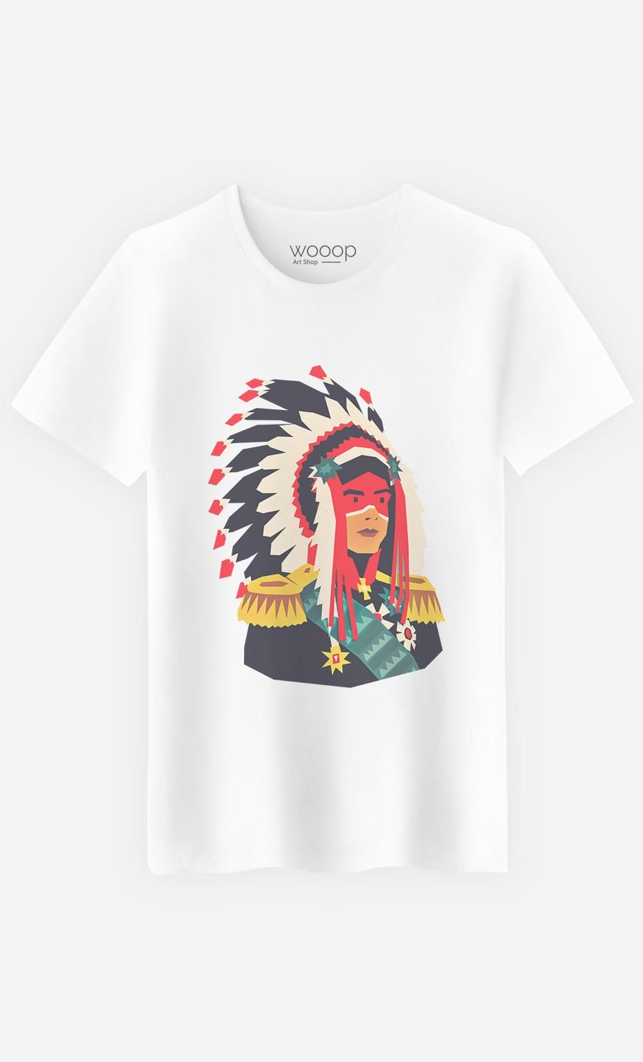T-Shirt Homme Warrior