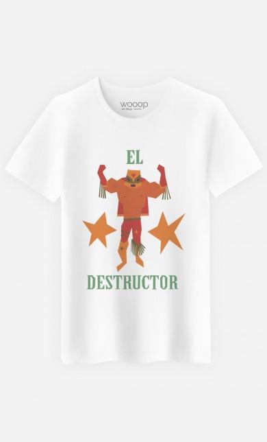 T-Shirt Luchador