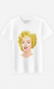 T-Shirt Homme Marilyn