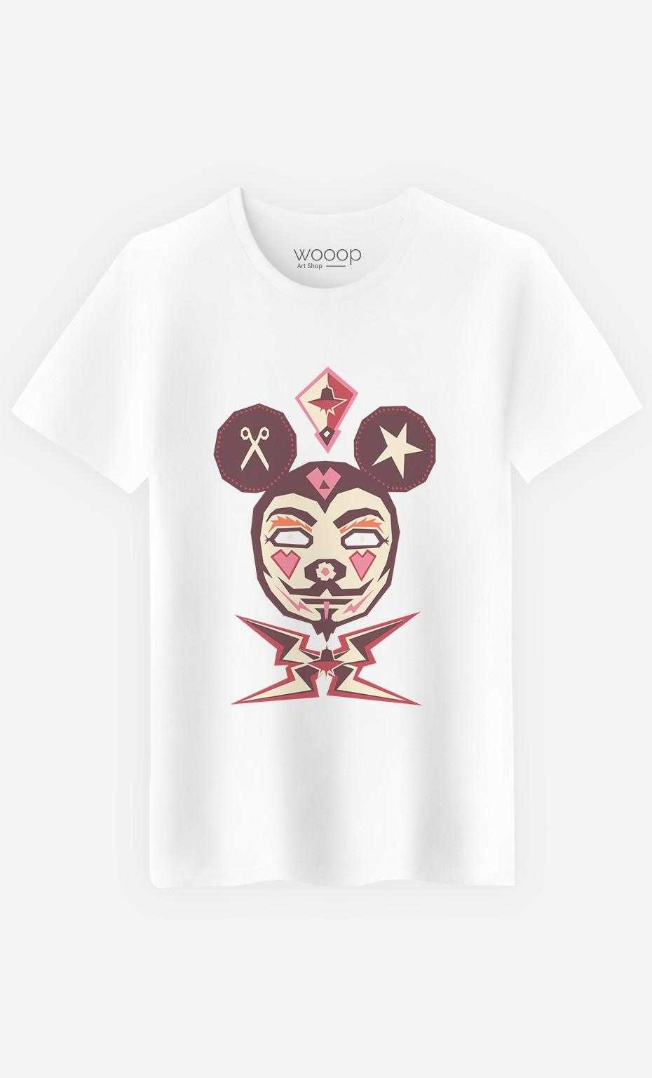 T-Shirt Mickey Fawkes
