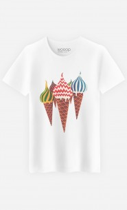 T-Shirt Homme Moscow