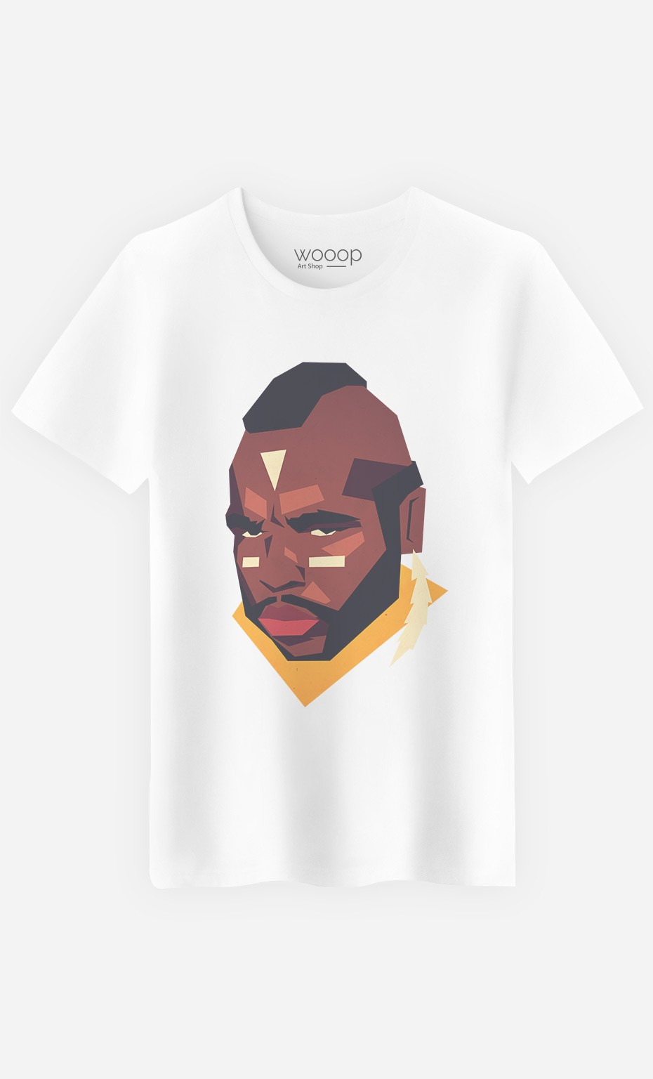 T-Shirt Homme Mr T