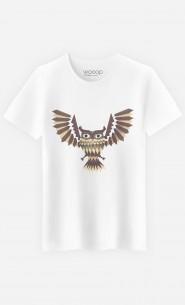 T-Shirt Homme Owl
