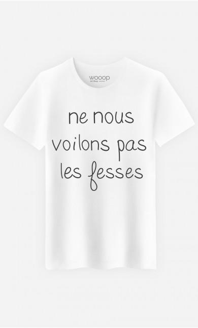 T-Shirt Homme Les Fesses