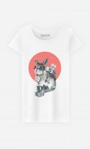 T-Shirt Femme Time Traveller