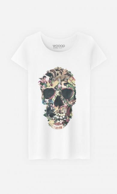 T-Shirt Vintage Skull