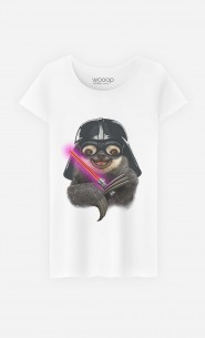 T-Shirt Femme Darth Sloth