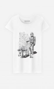 T-Shirt Femme Holiday