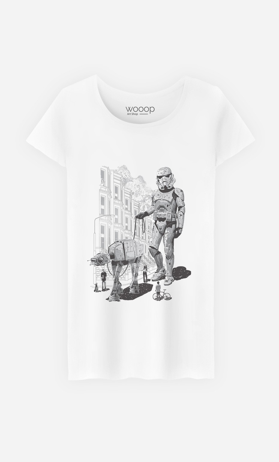T-Shirt Femme Holiday