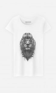 T-Shirt Femme Lion Rider 2