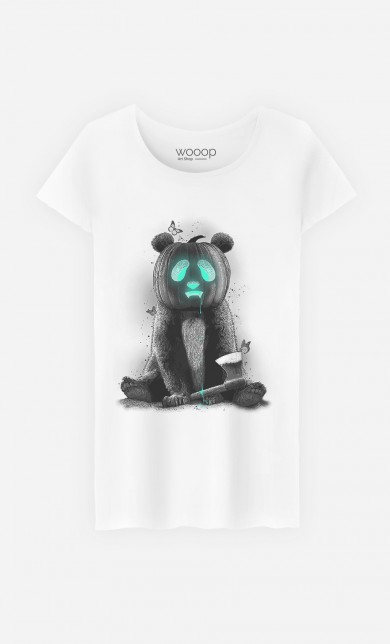 T-Shirt Pandaloween