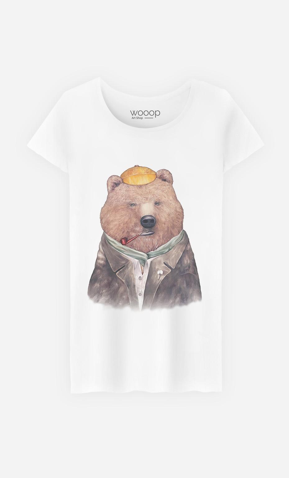 T-Shirt Brown Bear