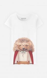 T-Shirt Femme Hedgehog