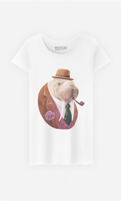 T-Shirt Monsieur Walrus