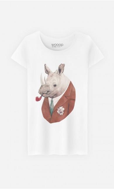 T-Shirt Femme Rhino