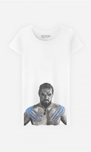 T-Shirt Femme Khal Drogo