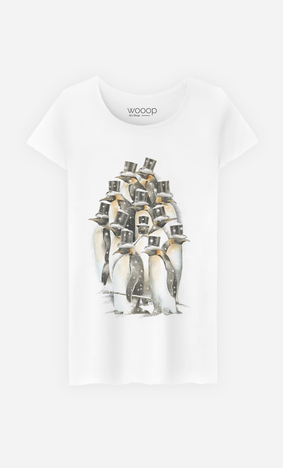 T-Shirt Femme Gathering