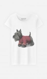 T-Shirt Femme Scotty