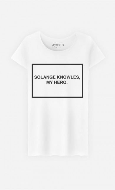 T-Shirt Solange Knowles
