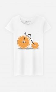 T-Shirt Femme Vitamin