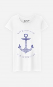 T-Shirt Femme Smooth Sea
