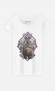 T-Shirt Femme Nanukkk