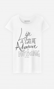 T-Shirt Femme Great Adventure
