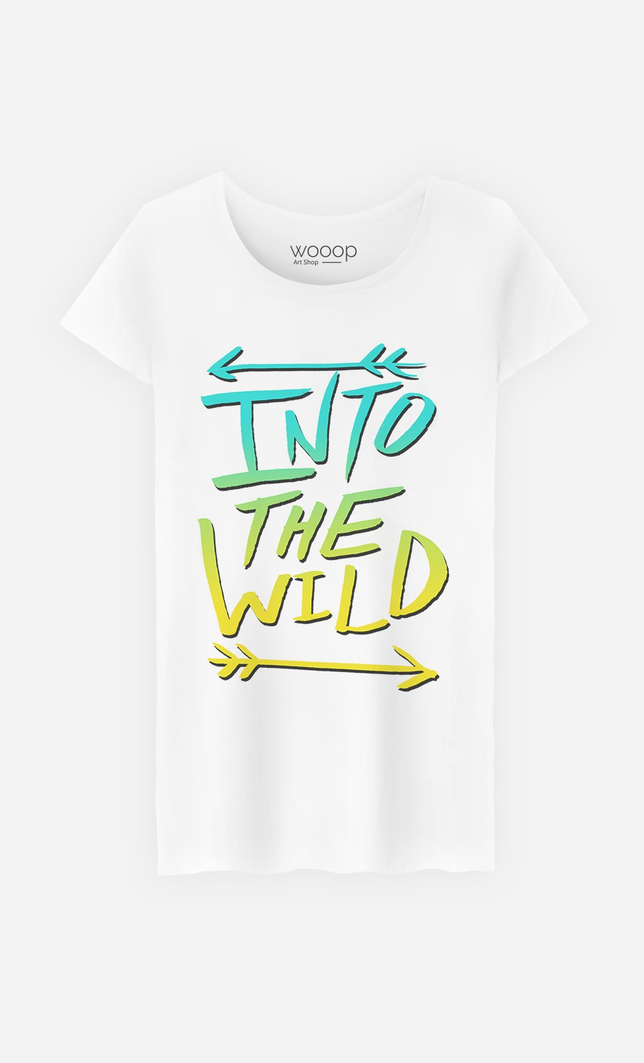 T-Shirt Into The Wild