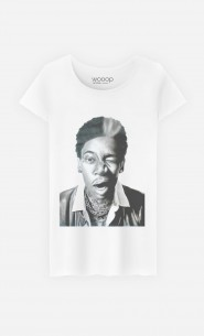 T-Shirt Femme Wiz Khalifa