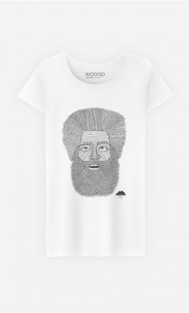 T-Shirt Femme Afroman