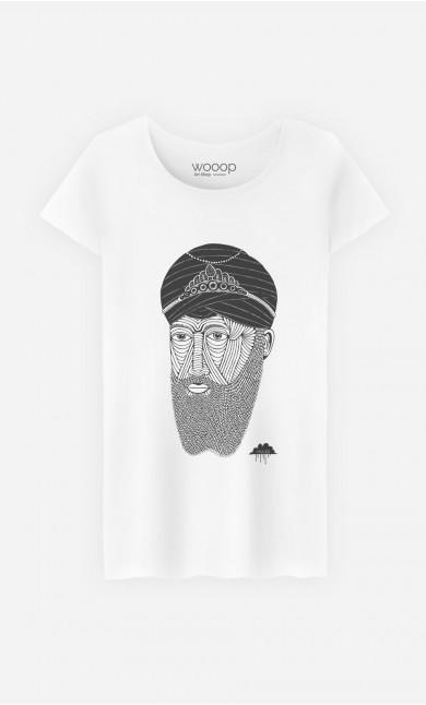 T-Shirt Femme Guru