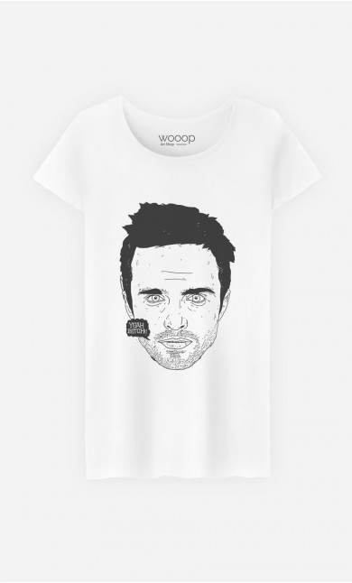 T-Shirt Femme Jesse Pinkman