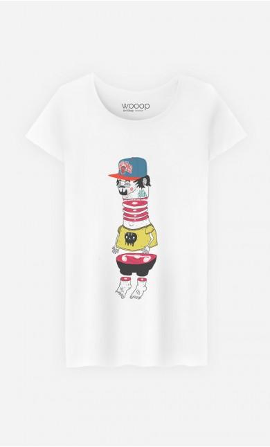 T-Shirt Femme Chopsuey