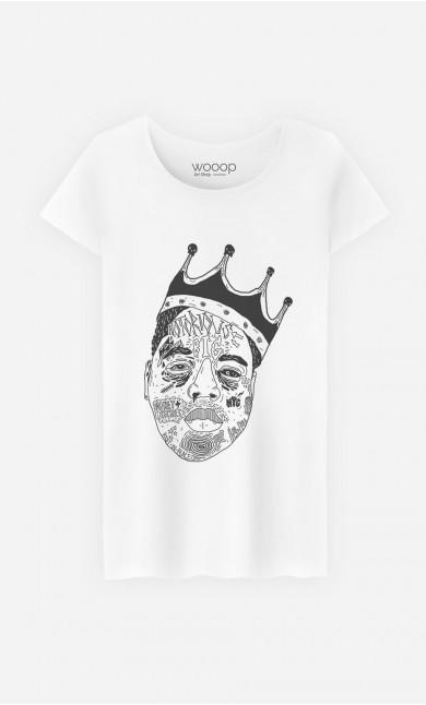 T-Shirt Femme Biggie II