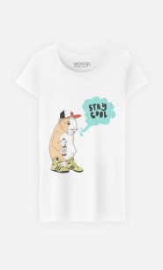 T-Shirt Femme Stay Cool