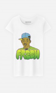 T-Shirt Femme Will Smith