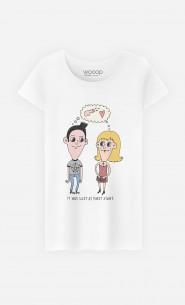 T-Shirt Femme Coup De Foutre