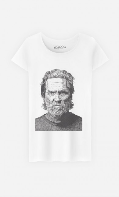 T-Shirt Jeff Bridges