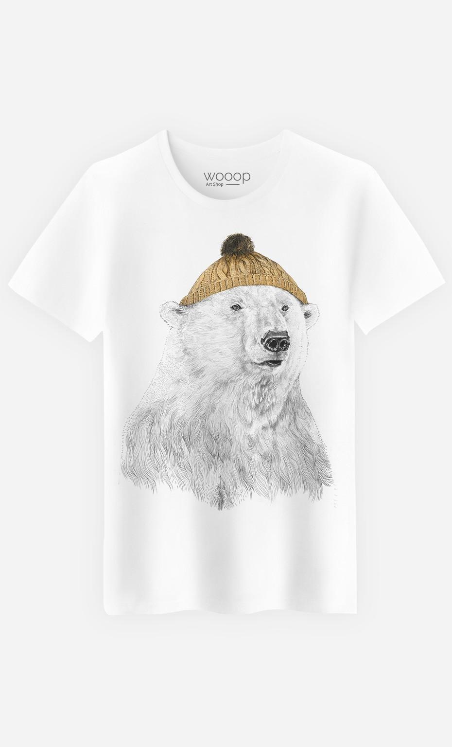T-Shirt Homme Bob