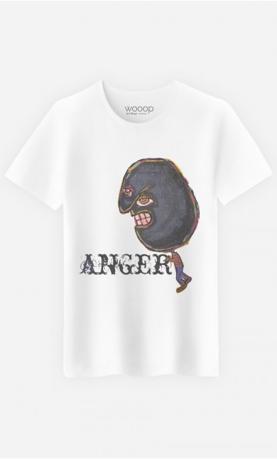 T-Shirt Homme Anger