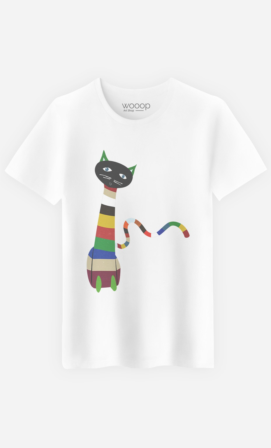 T-Shirt Gustavo Cat