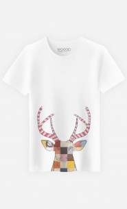 T-Shirt Homme Oh My Deer