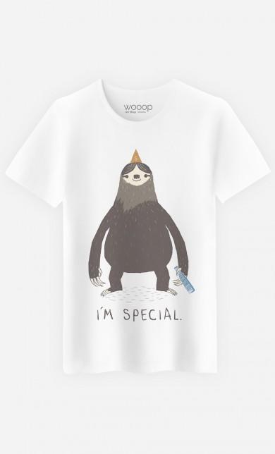 T-Shirt Sloth Light