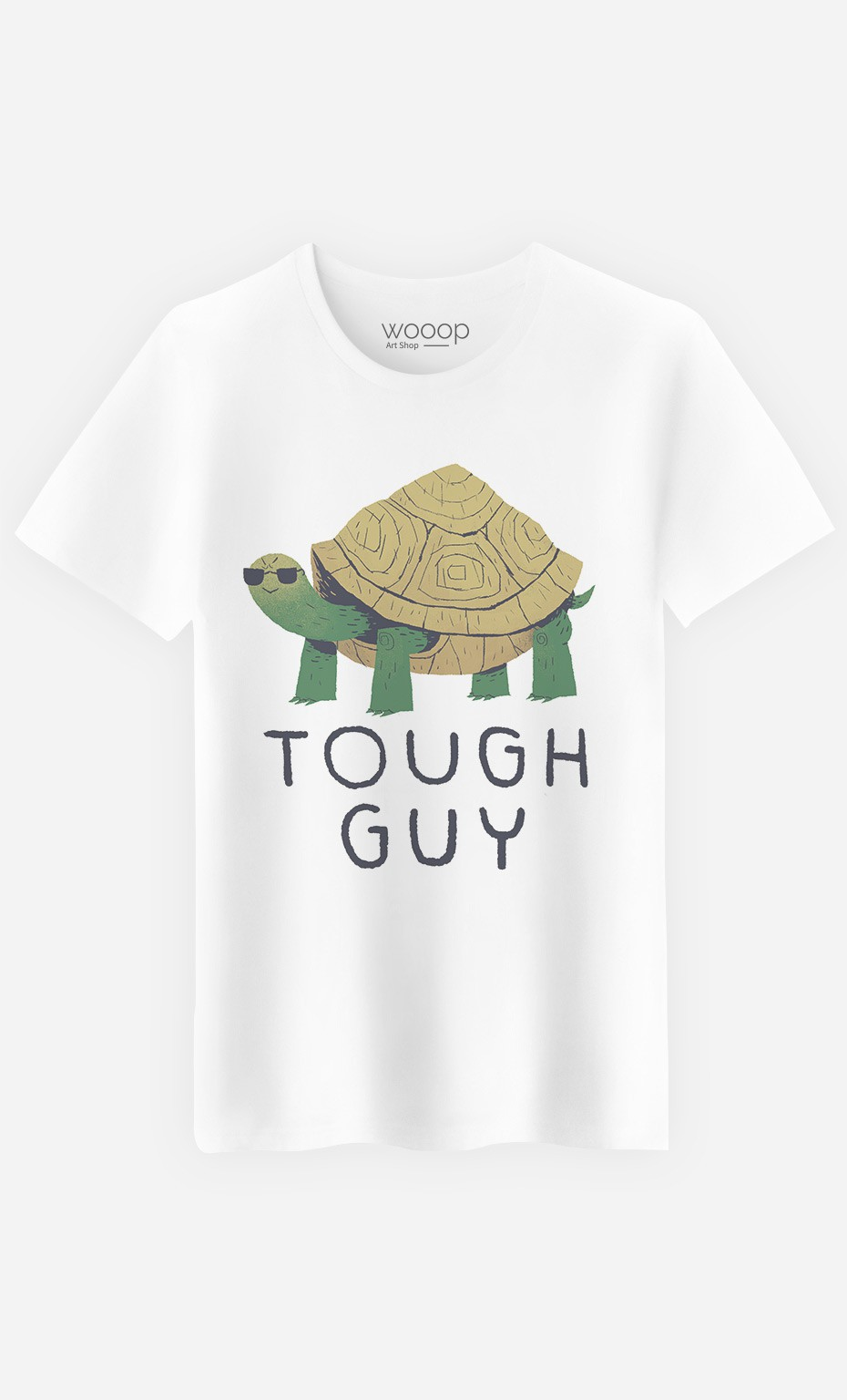 T-Shirt Tough Guy