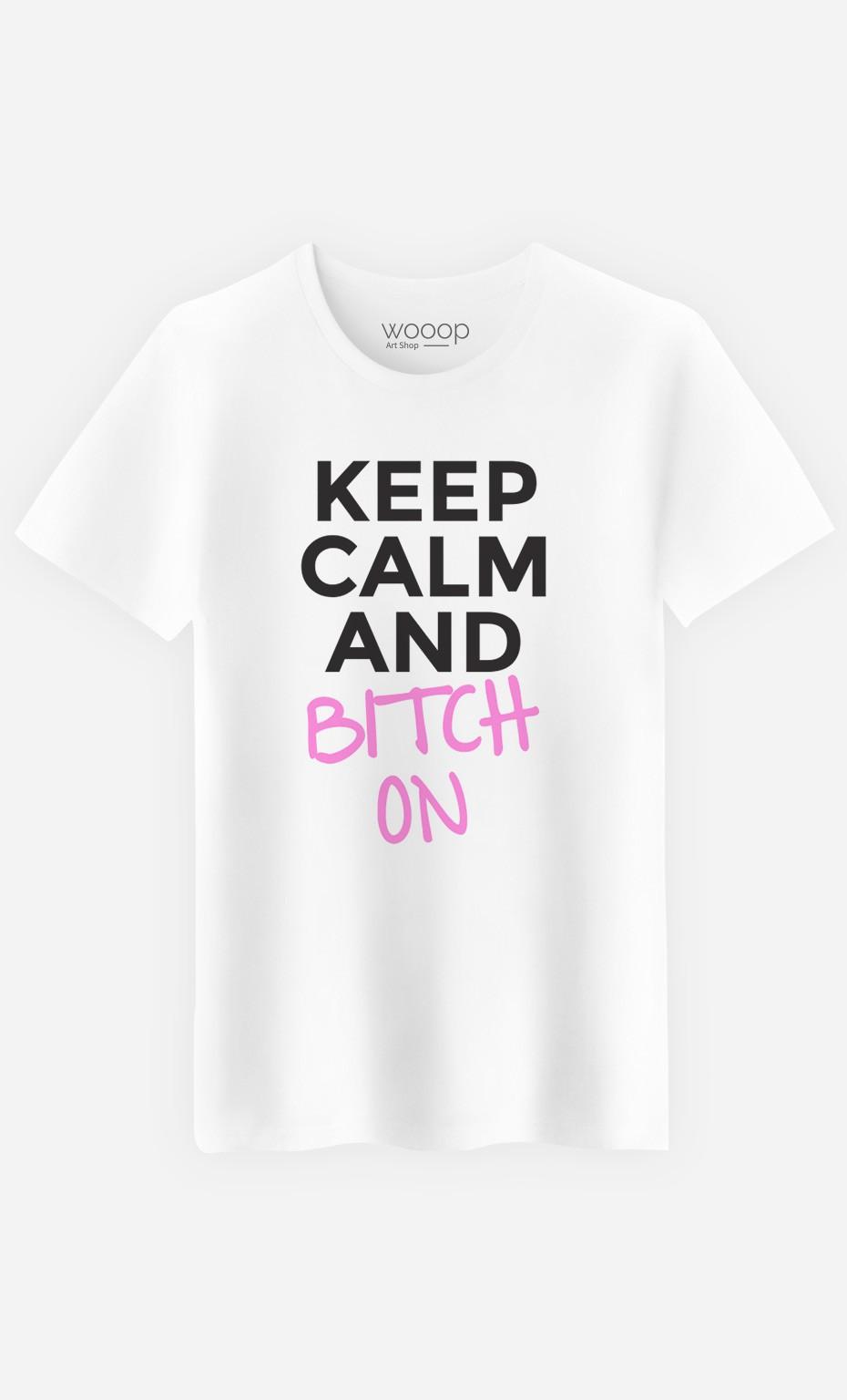 T-Shirt Homme Keep Calm