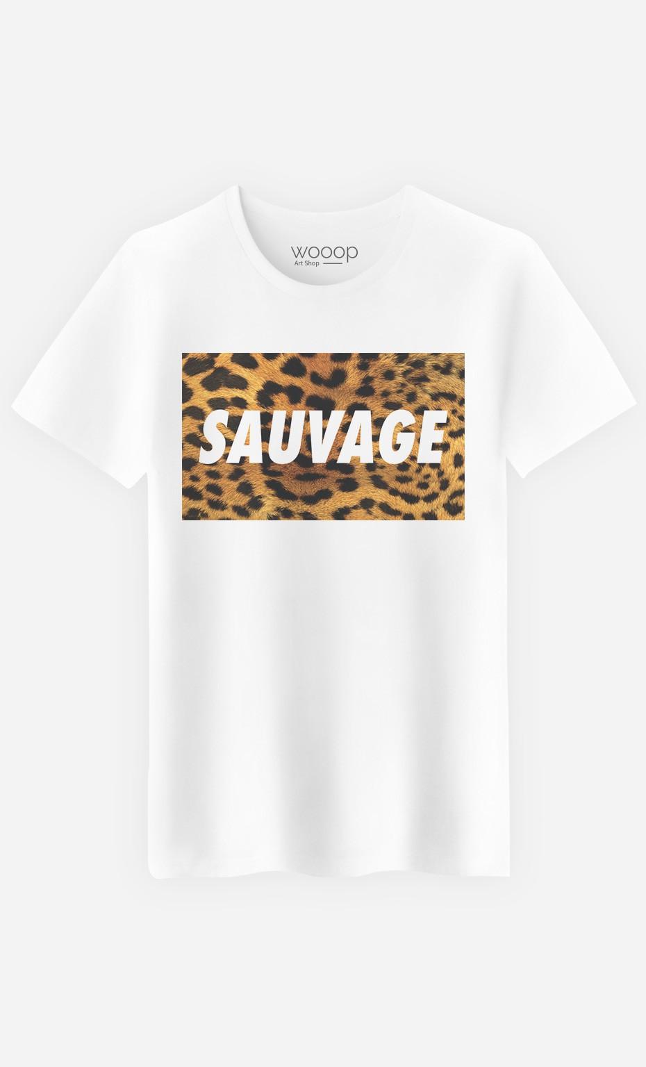T-Shirt Sauvage